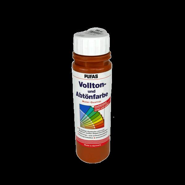PUFAS Vollton- und Abtönfarbe 250 ml 521 terrakotta