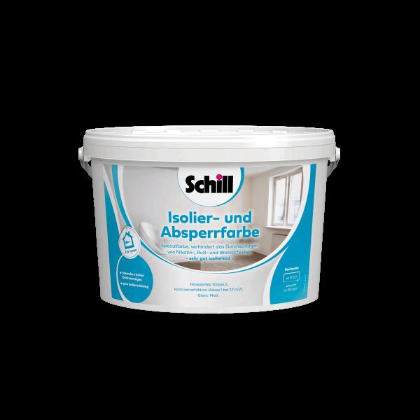 Schill Isolier- und Absperrfarbe 5 Liter - vorne