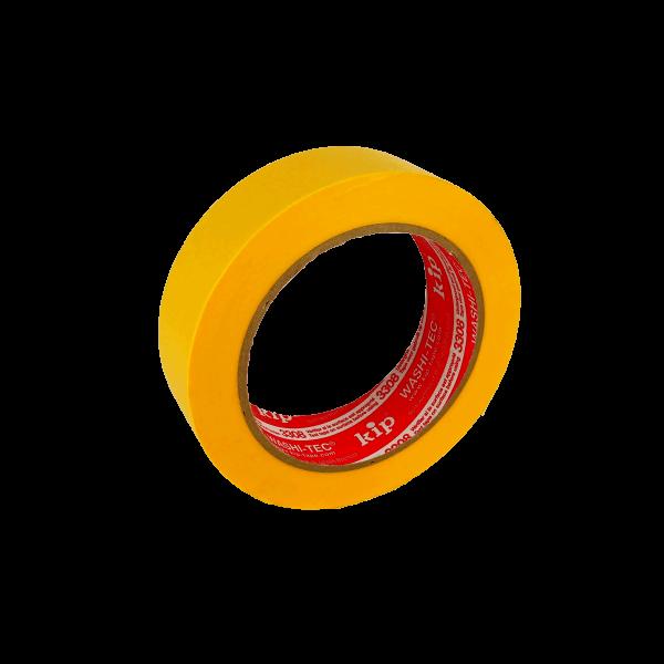 Kip® 3308 WASHI-TEC®-Tape Premium Plus - Goldband 30 mm