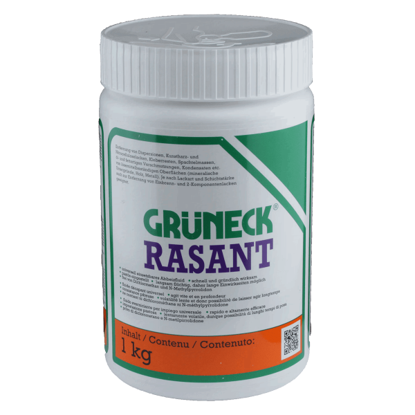 Grüneck Abbeizer Rasant 1kg