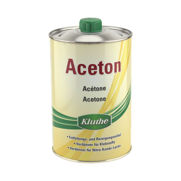 Bevorzugt Kluthe Aceton Reiniger & Entfetter | Malerversand VY13