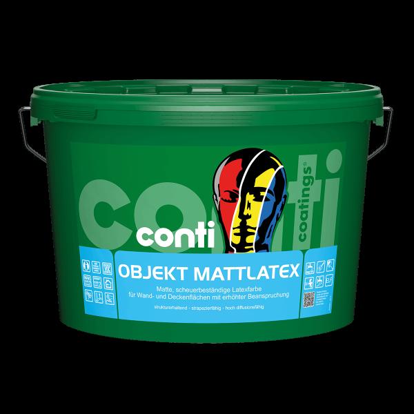 Conti Latexfarbe Objekt MattLatex