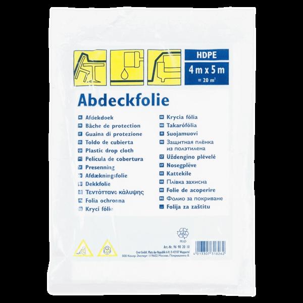 Ciret Abdeckfolie 4 * 5 m (20 m²)