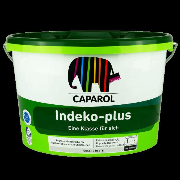 Caparol Indeko-Plus 12,5 l Vorderseite