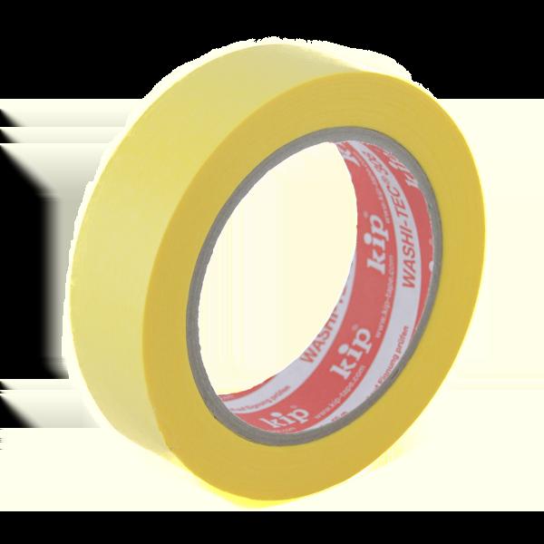Kip® 308 WASHI-TEC®-Tape Premium Plus 25 mm - Goldband