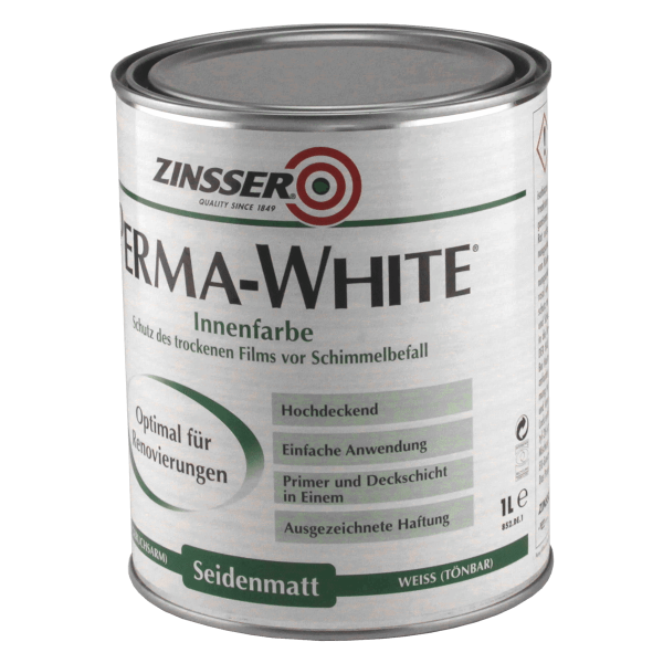 Zinsser Anti Schimmelfarbe Perma White