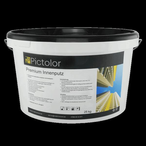 Pictolor Kratzputz Premium-Innenputz 25 kg