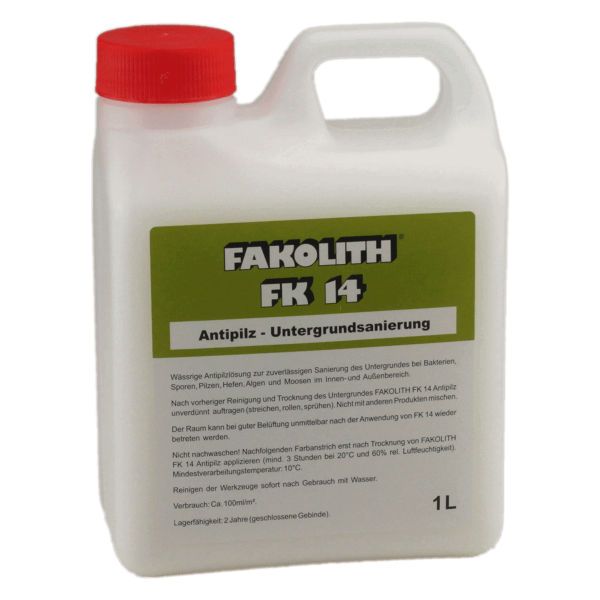 Fakolith Schimmelbekämpfung FK 14