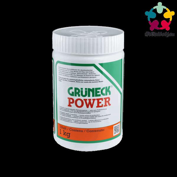 Grüneck® Power Spendenartikel