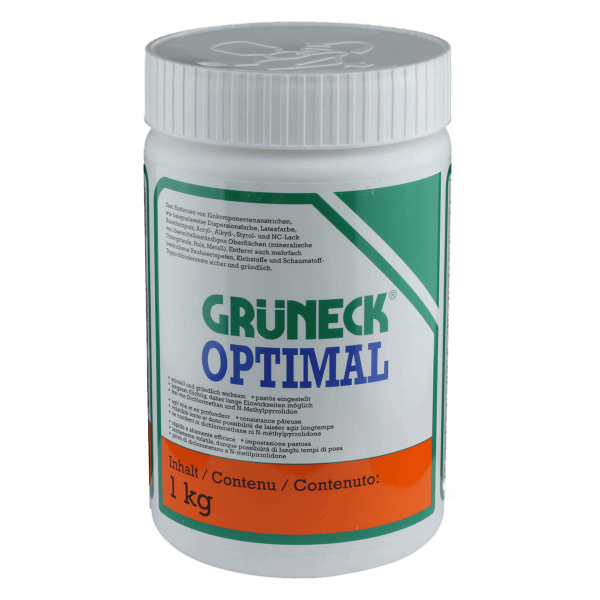 Grüneck Abbeizer Optimal 1kg