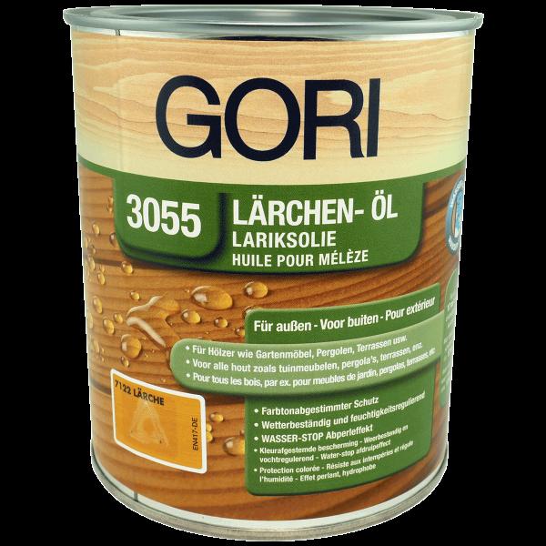 GORI 3055 LÄRCHEN-ÖL 0,75 Liter