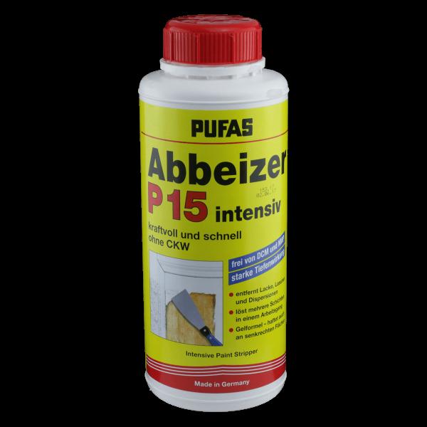 Pufas Abbeizer P15 intensiv 0,75 Liter